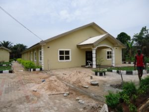 Renovation of Assemblies of God Church, Ewuru Delta State