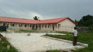 Community Project at Agwa Ewuru, Ika South