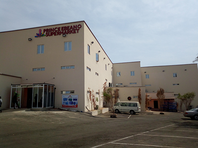 Prince Ebeano Supermarket Abuja