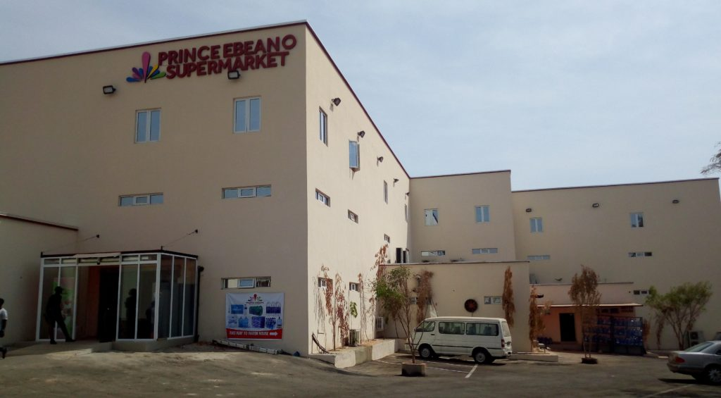 Prince Ebeano Supermarket – World Class Retail Stores