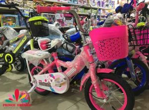 Bicycle at Prince Ebeano Supermarket