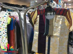 Clothes at Prince Ebeano Supermarket