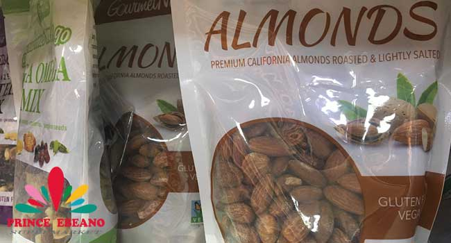 almond seeds health benefits