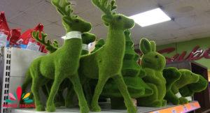 Christmas animals for decoreation