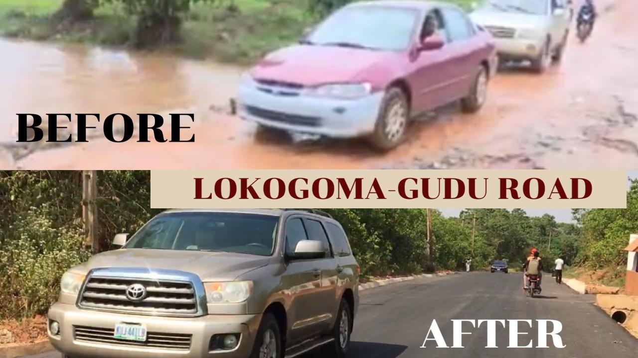 Lokogoma-Gudu Road in Abuja