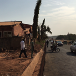 lokogoma-gudu road built by prince ebeano supermarket