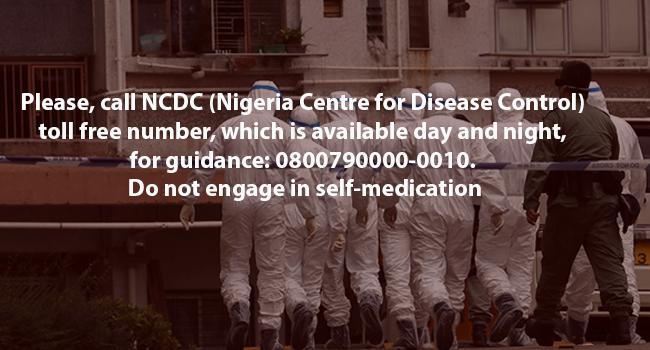coronavirus in nigeria #coronavirusnigeria