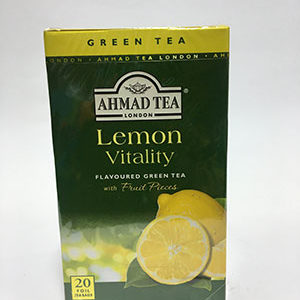 Ahmad Tea Lemon Vitality
