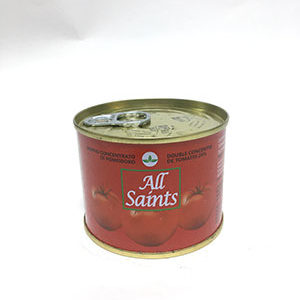 All Saints Tomato Paste