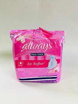 Always Cotton Soft