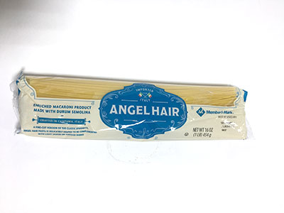 Angel Hair Spaghetti 454g