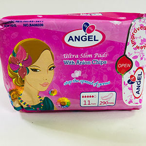 Angel Ultra Slim Pads With Anion Chips