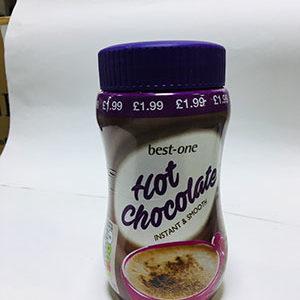 Best One Hot Chocolate 400g