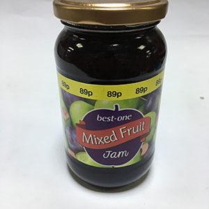 Best One Mixed Fruit Jam 400g