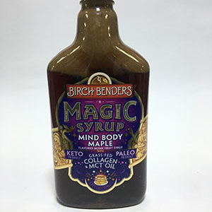 Birch Benders Magic Syrup Mind Body Maple