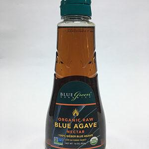 Blue Green Organic Blue Agave 454g