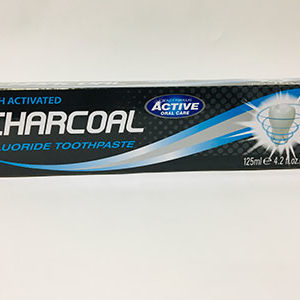 Charcoal Fluoride Toothpaste
