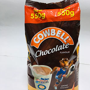 Cowbell Chocolate Flavour 550g