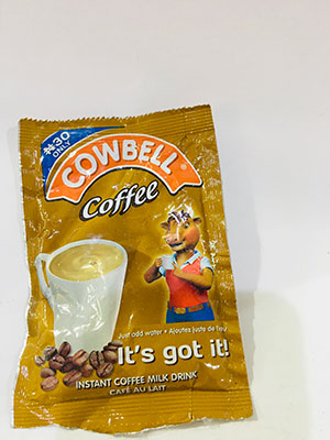 Cowbell-Coffee