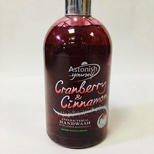 Cranberry And Cinnamon Handwash