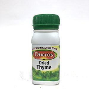 Ducros Dried Thyme 25g