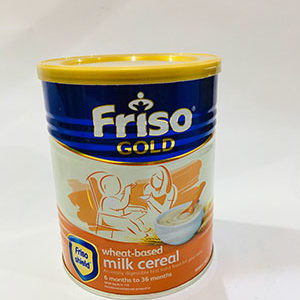 Friso Gold Wheat based Milk Cereal
