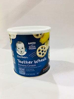 Gerber Teether Wheels