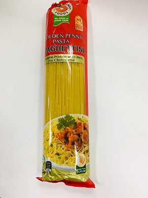 Golden Penny Pasta Spaghettini