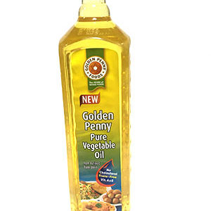 Golden Penny Pure Vegetable Oil