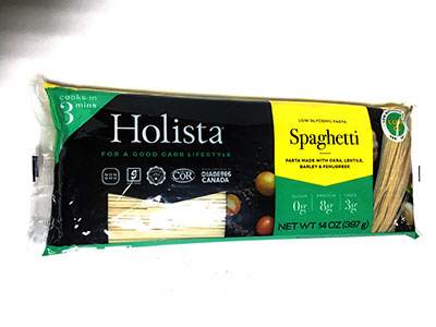Holista Spaghetti 397g