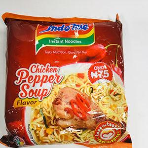 Indomie Chicken Pepper Soup