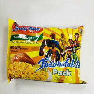 Indomie Indomitable Pack