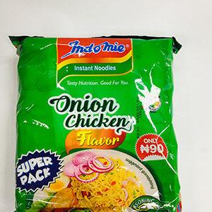 Indomie Onions Flavor Super Pack