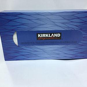 Kirkland tissue