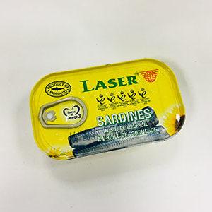 Laser Sardines