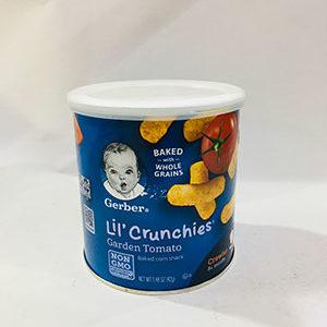 Lil Crunchies Garden Tomato