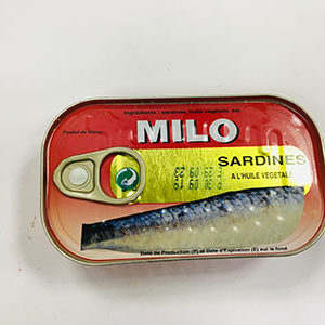 Milo Sardines