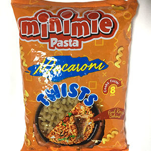 Minimie Pasta Macaroni-Twists