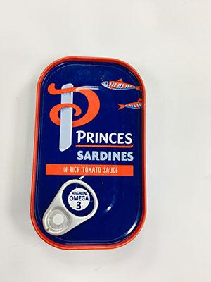 Princes Sardines