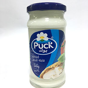 Puck Spread 240g