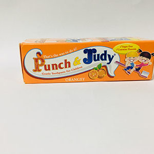Punch And Judy Orangey