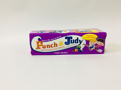 Punch And Judy Very Berry