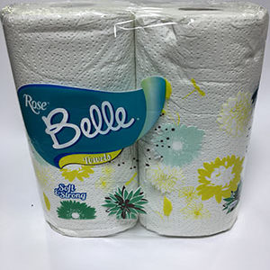 Rose Belle Towels Double