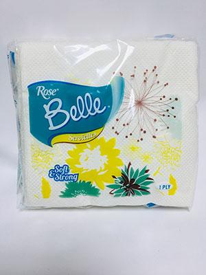 Rose Belle White