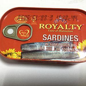 Royalty Sardines