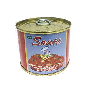 Sonia Natural Tomato Paste