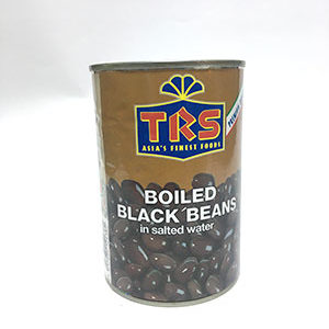 TRS Boiled Black Beans