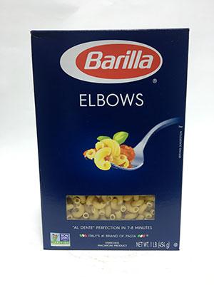 Barilla Elbows 454g