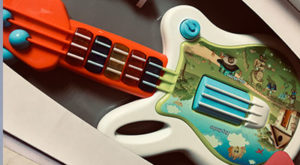 Guitar Play Toy for children