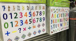 Symbols toy for children